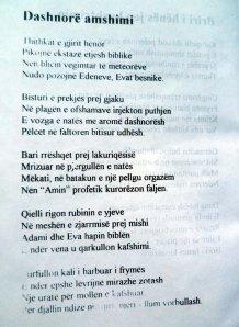 ALBERT VATAJ _ POEZI DASHNOR AMSHIMI