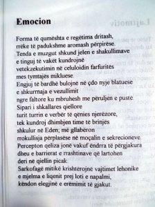 ALBERT VATAJ _ POEZI EMOCION