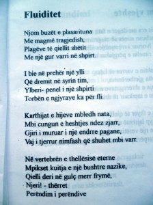 ALBERT VATAJ _ POEZI FLUIDITET