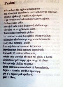 ALBERT VATAJ _ POEZI PSALM