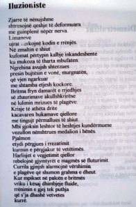 ALBERT VATAJ _ POEZI_ILUZIONISTE